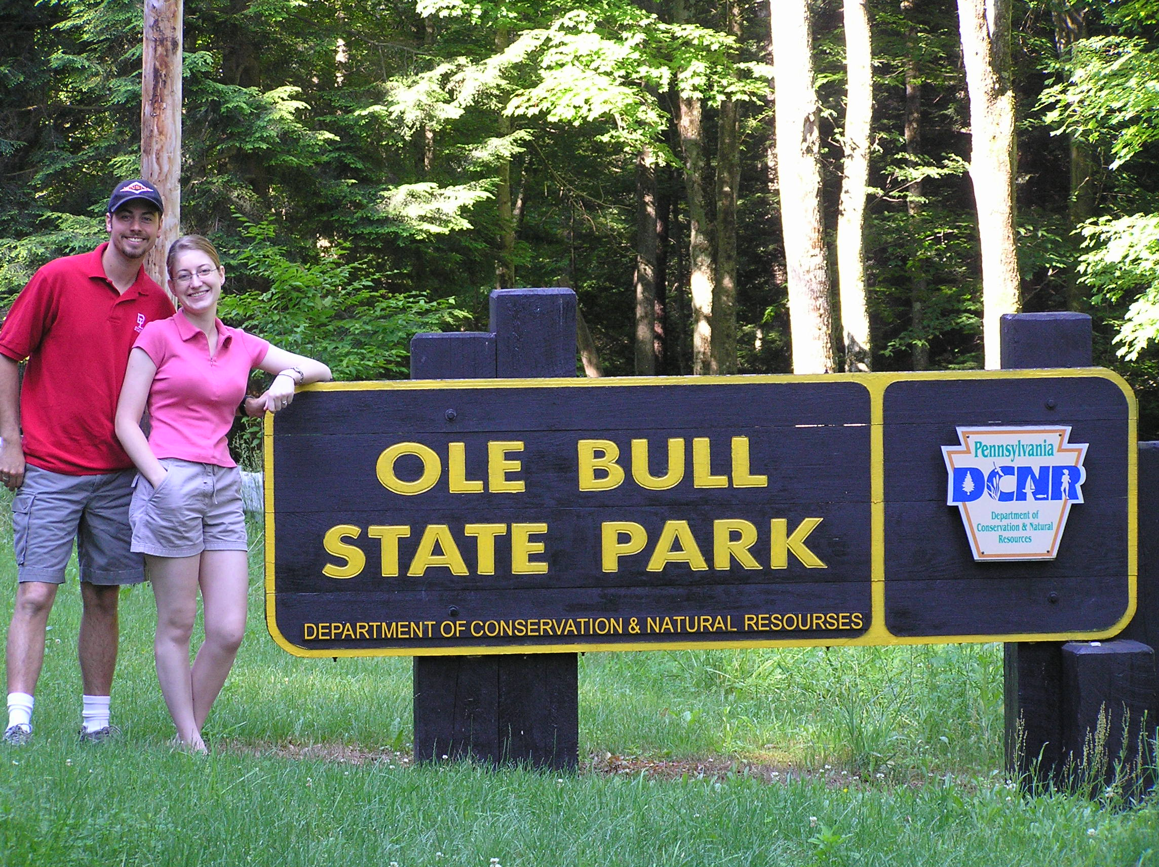 Ole Bull State Park, Pa.