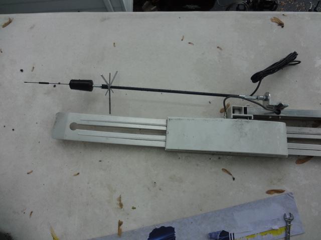 Wilson Dual Band Mirror Mount Antenna