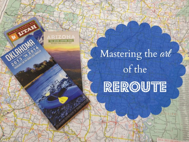 Mastering the art of the reroute