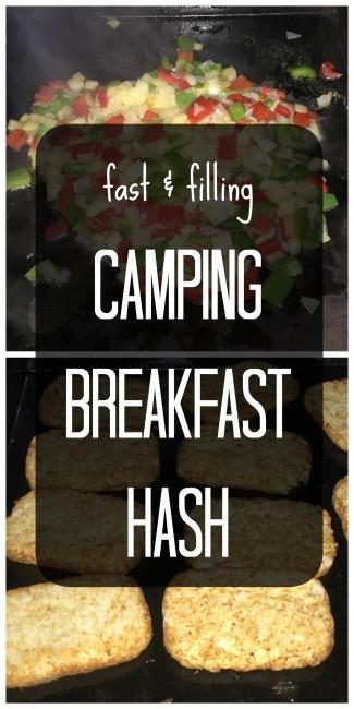 Camping Breakfast Hash