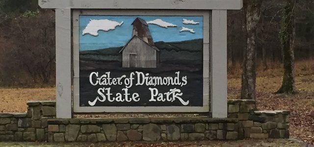 Crater of Diamonds State Park, Murfreesboro, AR