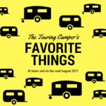 Favorite Things: August 2017