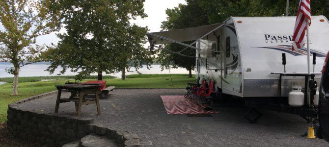 Cedar Creek Campground, Mt. Juliet, TN