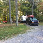 Linesville Campground, Pymatuning State Park, Linesville, PA