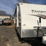 How to pack a camper (when it's at the storage unit)